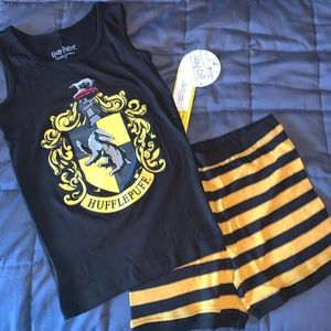Harry Potter pajamas kids size 10